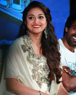 Keerthi Suresh - Saamy 2 Movie Audio Launch Photos