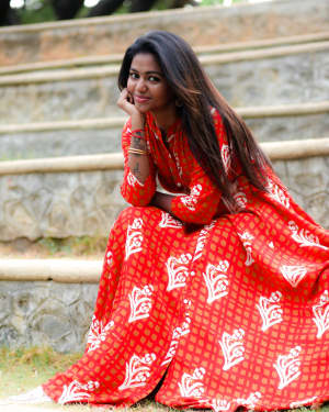 Actress Shalu Shamu Latest Photos