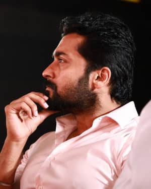 Suriya - Kadaikutty Singam Movie Audio Launch Photos