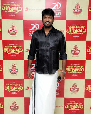 Sounthara Raja - Kadaikutty Singam Movie Audio Launch Photos