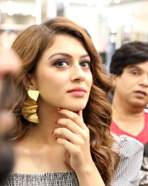 Actress Hansika Motwani at VR Mall Lifestyle Store Launch Photos