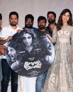 Imaikka Nodigal Movie Audio Launch Photos