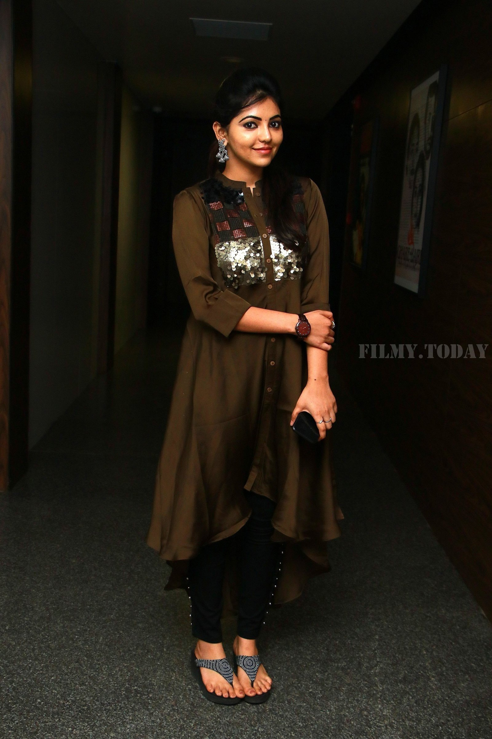 Athulya @ 6 Athiyayam Movie Special Preview Show Photos