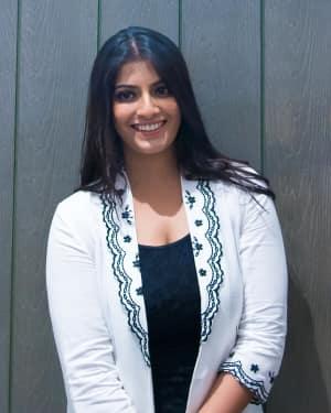 Actress Varalaxmi Sarathkumar Stills at Lifestyle Event