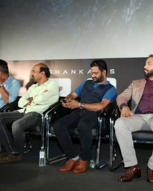 2.0 Tamil Version Trailer Launch Photos