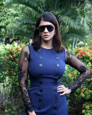 Lakshmi Manchu - Kaatrin Mozhi Movie Press Meet Photos