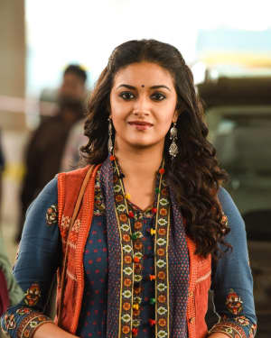 Keerthy Suresh - Sarkar Movie Stills