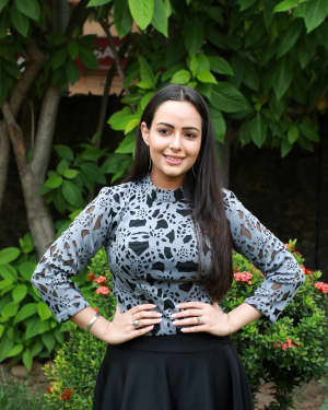 Aanchal Munjal - Sei Movie Press Meet Photos