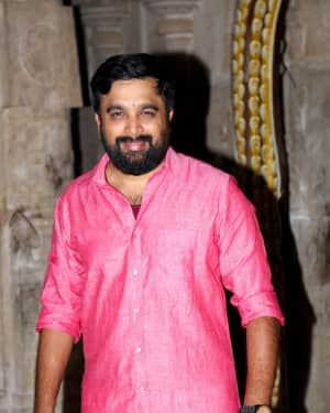 M Sasikumar - Kombu Vatcha Singamda Movie Pooja Stills