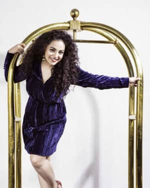 Nithya Menon For Provoke Magazine Photoshoot