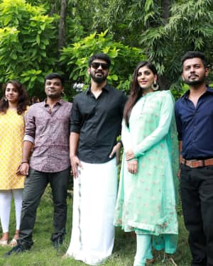 Bharathan Pictures Production No 2 Pooja Photos