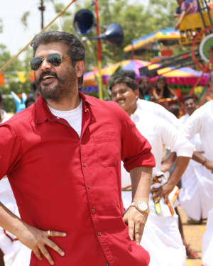 Ajith Kumar - Viswasam Movie Stills