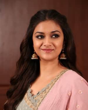 Actress Keerthi Suresh Exclusive Photos