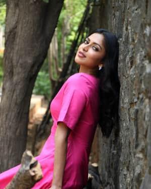 Amala Paul - Raatchasan Movie Success Meet Photos   Picture 1604829