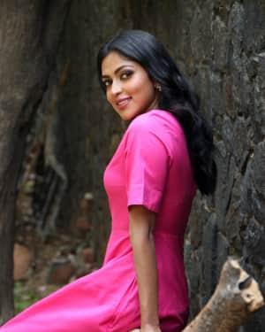 Amala Paul - Raatchasan Movie Success Meet Photos   Picture 1604826