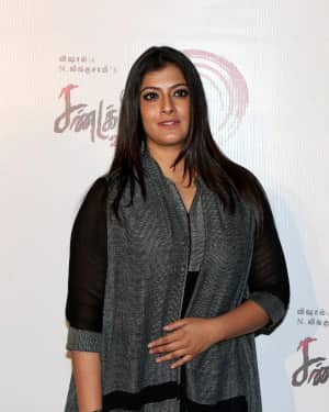 Varalaxmi Sarathkumar - Sandakozhi 2 Film Release Press Meet Photos