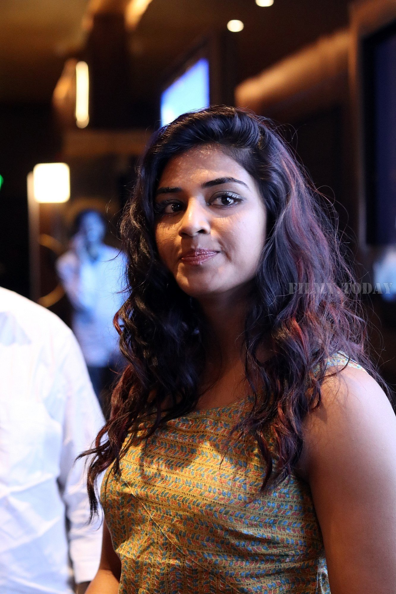 Indhuja Ravichandran Sandakozhi 2 Celebrity Show With Pvr Icon Opening Photos