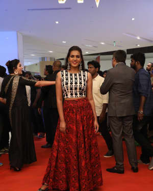Shilpa Manjunath - Sandakozhi 2 Celebrity Show with PVR Icon Opening Photos