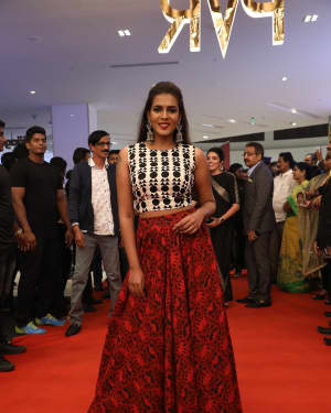 Shilpa Manjunath - Sandakozhi 2 Celebrity Show with PVR Icon Opening Photos | Picture 1607148