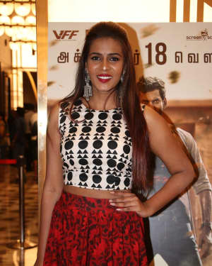 Meera Mitun - Sandakozhi 2 Celebrity Show with PVR Icon Opening Photos