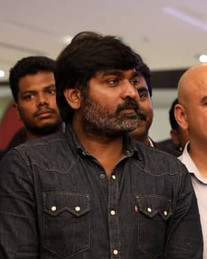 Vijay Sethupathi - Sandakozhi 2 Celebrity Show with PVR Icon Opening Photos