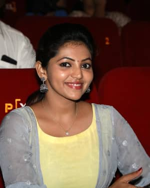 Athulya Ravi - Sandakozhi 2 Celebrity Show with PVR Icon Opening Photos