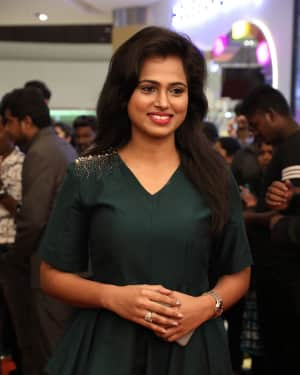Ramya Pandian - Sandakozhi 2 Celebrity Show with PVR Icon Opening Photos