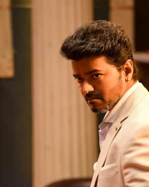 Vijay - Sarkar Movie Stills