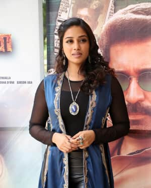 Nivetha Pethuraj - Thimiru Pudichavan Film Press Meet Photos