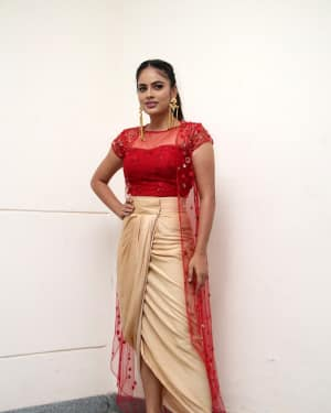 Nandita Swetha Photos at 7 Tamil Movie Audio Launch  | Picture 1595585