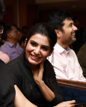 Samantha Akkineni - U Turn Tamil Movie Press Meet Photos