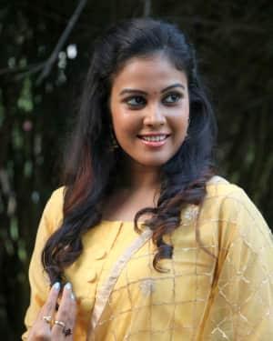 Chandini Tamilarasan Photos at Raja Ranguski Movie Press Meet