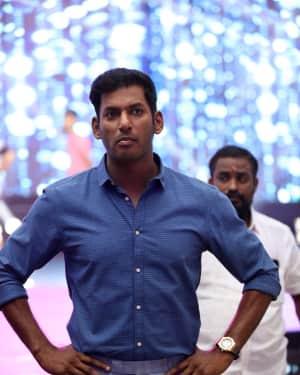Vishal Krishna - Sandakozhi 2 Movie Press Meet Photos