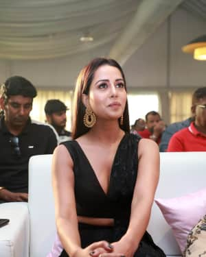 Raiza Wilson - Varma Tamil Movie First Look and Teaser Launch Photos