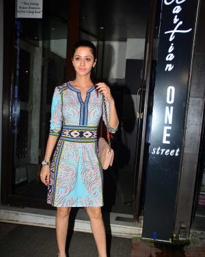 Photos: Vedhika Kumar spotted at Bastian | Picture 1600489