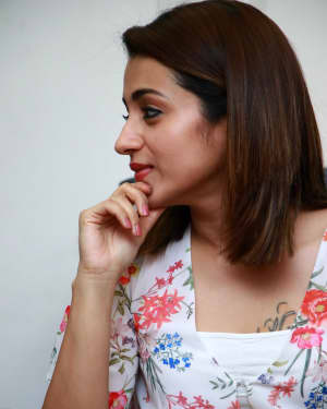 Trisha Krishnan - 96 Tamil Movie Press Meet and Interview Photos | Picture 1601049