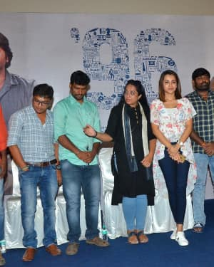 96 Tamil Movie Press Meet and Interview Photos | Picture 1601185