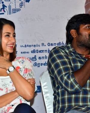 96 Tamil Movie Press Meet and Interview Photos | Picture 1601184