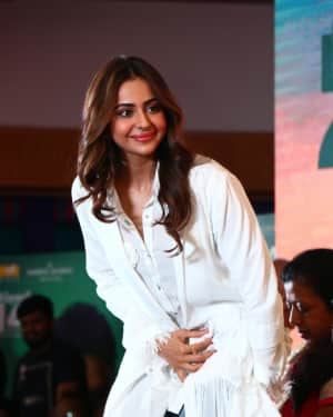 Rakul Preet Singh - Dev Tamil Film Press Meet Photos
