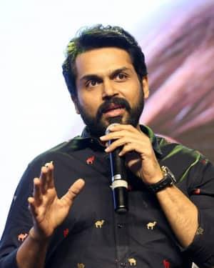 Karthi - Dev Telugu Version Pre Release Event Photos