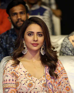 Rakul Preet Singh - Dev Telugu Version Pre Release Event Photos