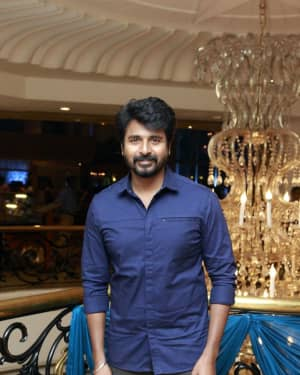 Sivakarthikeyan - Mano Bala's Son Harish - Priya Wedding Reception Photos