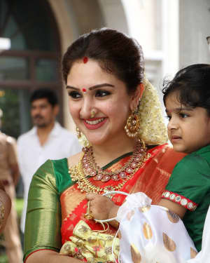 Sridevi Vijaykumar - Soundarya Rajinikanth and Vishagan Reception Photos