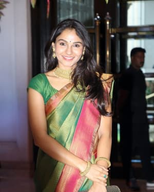 Andrea Jeremiah - Soundarya Rajinikanth and Vishagan Reception Photos