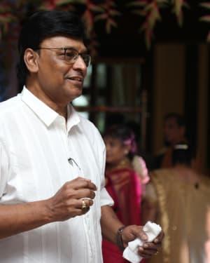 Soundarya Rajinikanth and Vishagan Reception Photos