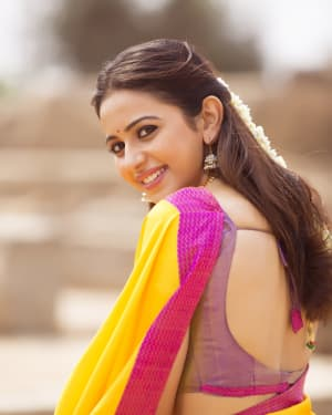Rakul Preet Singh - Dev Movie Stills