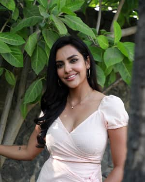 Priya Anand - LKG Tamil Movie Press Meet Photos