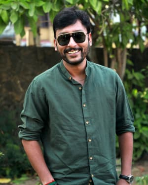 RJ. Balaji - LKG Tamil Movie Press Meet Photos