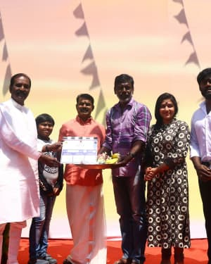 Ameera Tamil Movie Pooja Photos