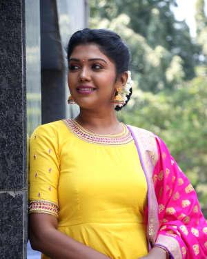 Riythvika Photos at Nethra Movie Press Meet   Picture 1628607
